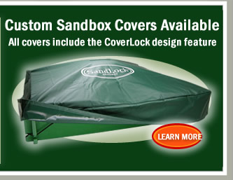 Easy-Fit Sandbox Covers! Protect Your Sandbox